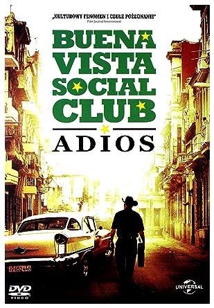 Buena Vista Social Club: Adios DVD IMPORT No hay versión española ...