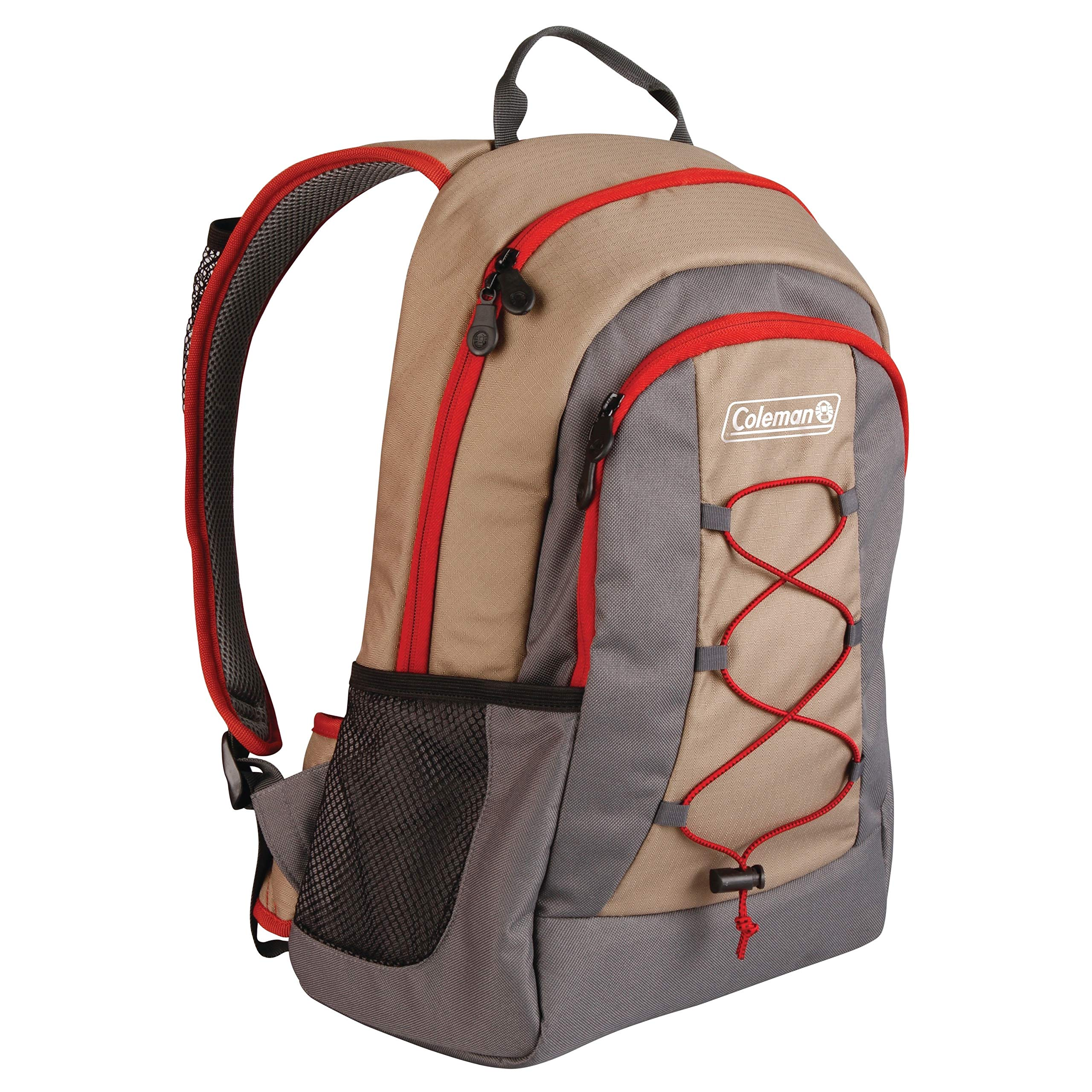 Coleman Soft Cooler Backpack | 28-Can Leak-Proof Cooler | Great for Picnics, BBQs, Camping, Tailgating & Outdoor Activities by Coleman