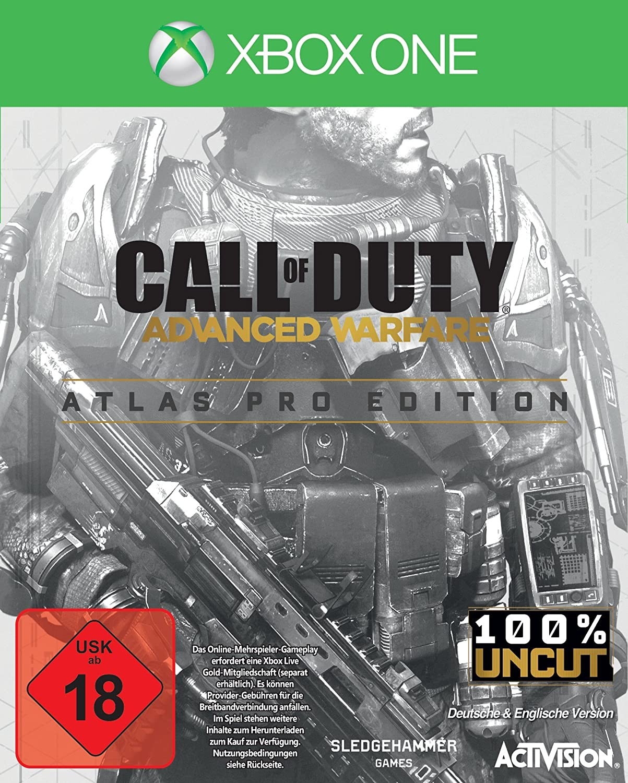 Call Of Duty Advanced Warfare Atlas Pro Edition Xbox