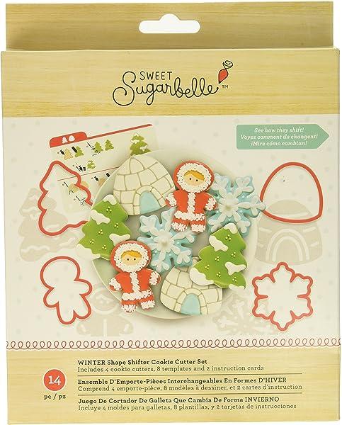 Amazon.com: American Crafts 377229 Sweet Sugarbelle 14 Piece ...