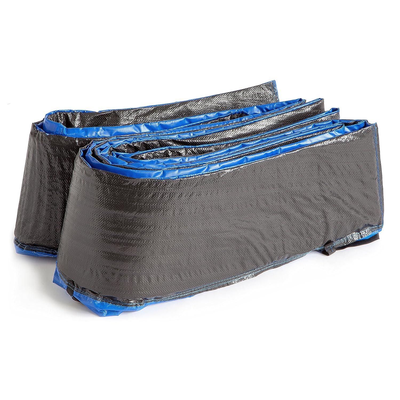 Blu Ultrasport Rivestimento del bordo per trampolino da giardino 180 cm
