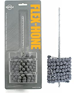 Aluminum Oxide 240 Grit Pack of 1 Brush Research GBD Heavy-Duty Flex Hone for Block Cylinders or Liners 3-1//4 Diameter