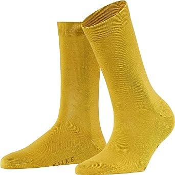 Falke Womens Family Socks Deep Yellow