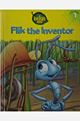 Flik the Inventor (A Bug's Life, Vol. 1) Hardcover