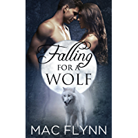 Falling For A Wolf #1 (BBW Werewolf Shifter Romance) (English Edition)