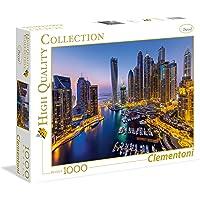 Clementoni - Puzzle de 1000 Piezas Dubai (39381)
