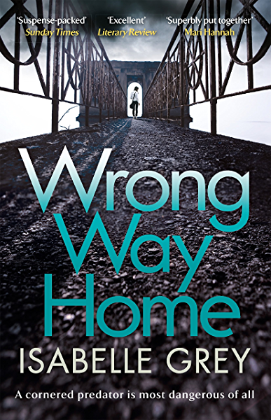Wrong Way Home: the compelling, suspense-packed crime thriller you ...