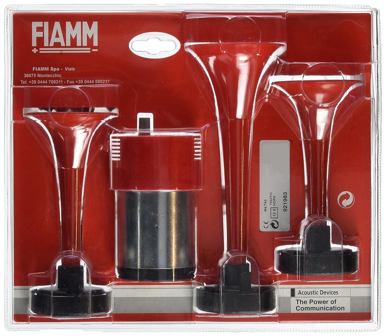 FIAMM 3 trompettes Rouges 921983