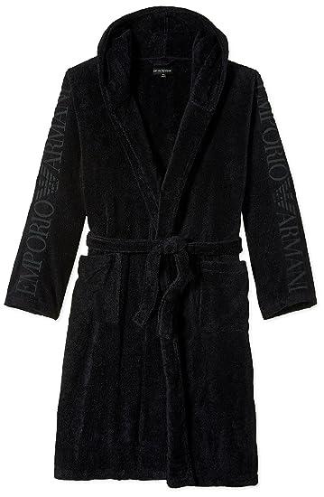 Emporio Armani Men s Sponge Robe Underwear  Amazon.co.uk  Clothing b2f134d24