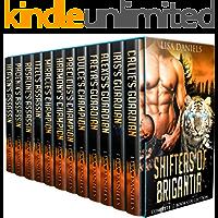 Shifters of Brigantia 12 Book Box Set