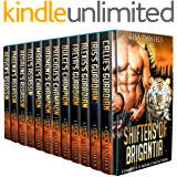 Shifters of Brigantia 12 Book Box Set