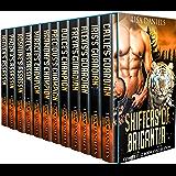 Shifters of Brigantia 12 Book Box Set (English Edition)