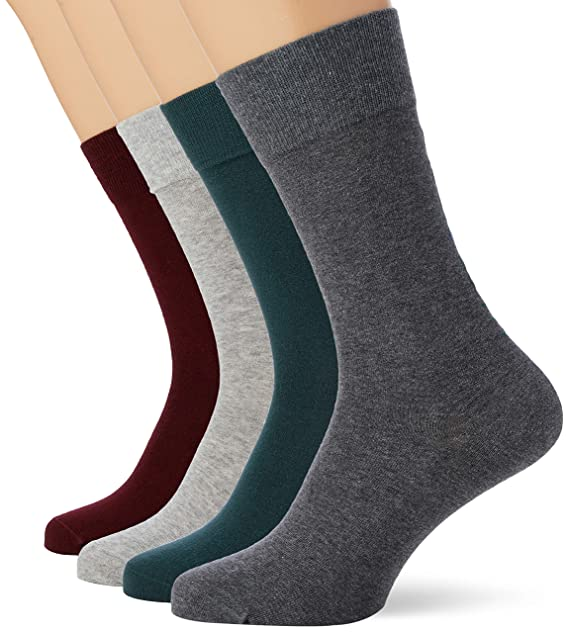 Marc OPolo Body & Beach M-Socks (4-Pack), Calcetines para Hombre ...