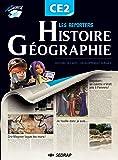 Les reporters de l'histoire / gographie CE2 CE2 (Le manuel )