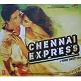 Chennai Express. Originaler Soundtrack zum Bollywood Film mit Shahrukh Khan. [Audio CD][IMPORT]