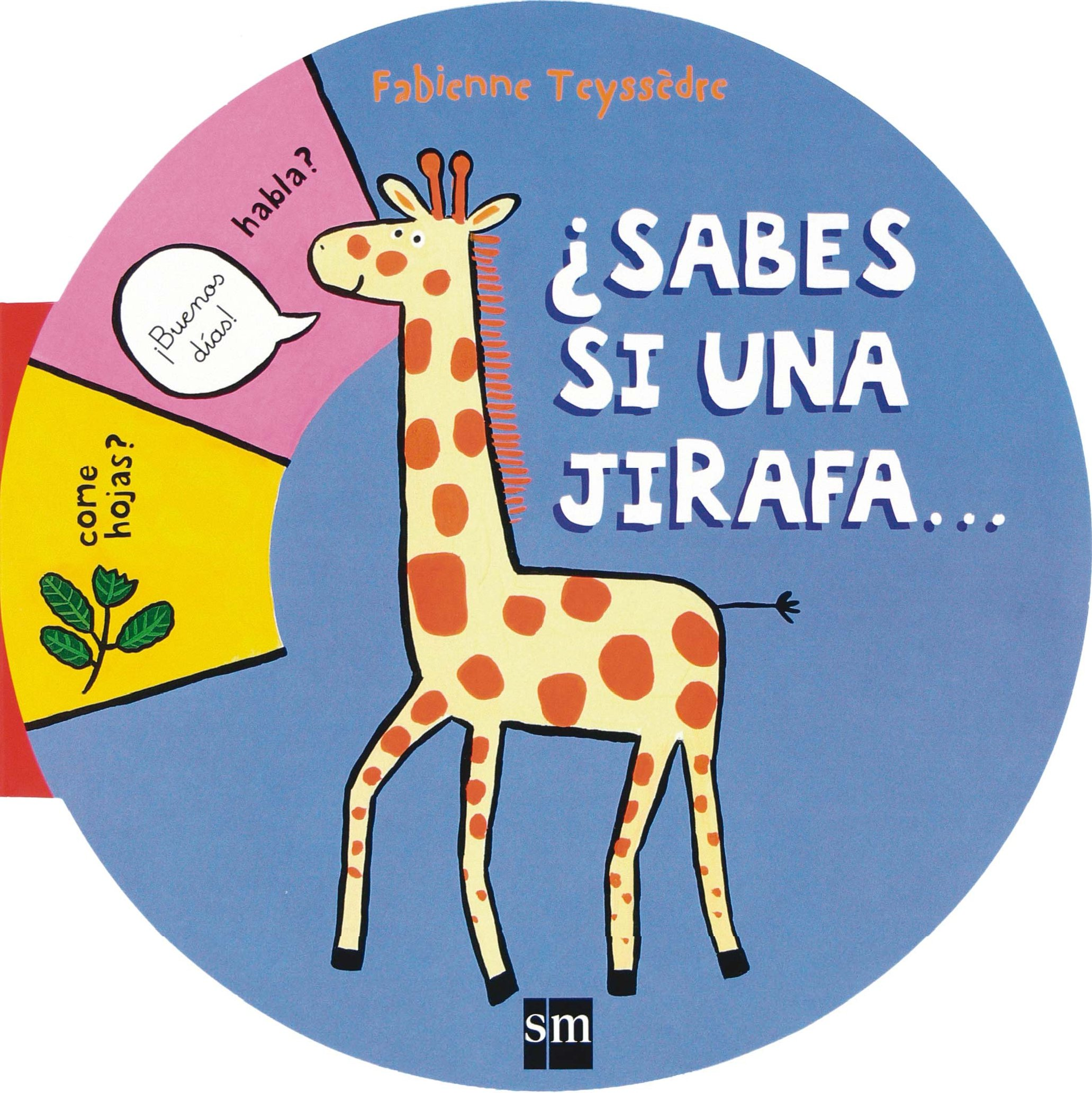 Download ¿Sabes si una jirafa... ebook