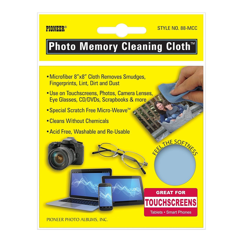 Pioneer Microfiber Photo Memory Cleaning Cloth
