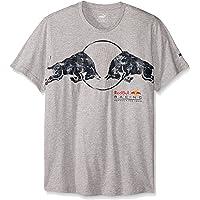 Camiseta Puma Rbr Graphic 572750-02 P Cinza