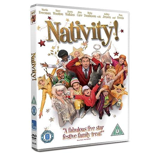 nativity dvd amazon de martin freeman marc wootton jason watkins matt rippy debbie isitt dvd blu ray