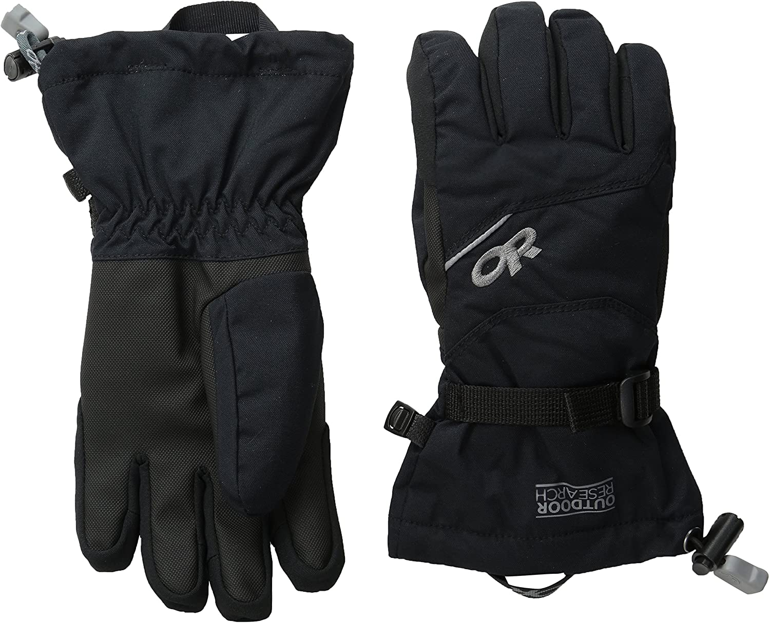 Outdoor Research Boys' Adrenaline Gloves (Little Big Kid): Clothing
