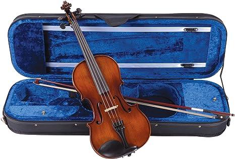 Kinsman APC44 3/4 - Estuche Violín, tamaño 3/4: Amazon.es: Instrumentos musicales