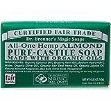Dr. Bronner'S Organic Bar Soaps Pure Castile