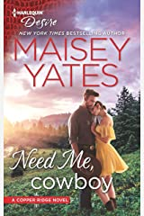 Need Me, Cowboy (Copper Ridge Book 2653) Kindle Edition