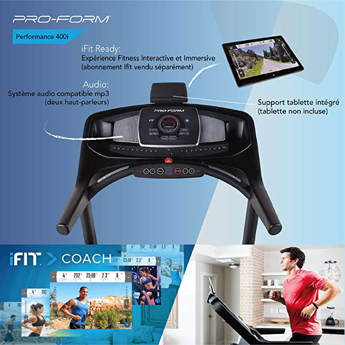 ProForm - Cinta de Correr Performance 400i: Amazon.es: Deportes y ...