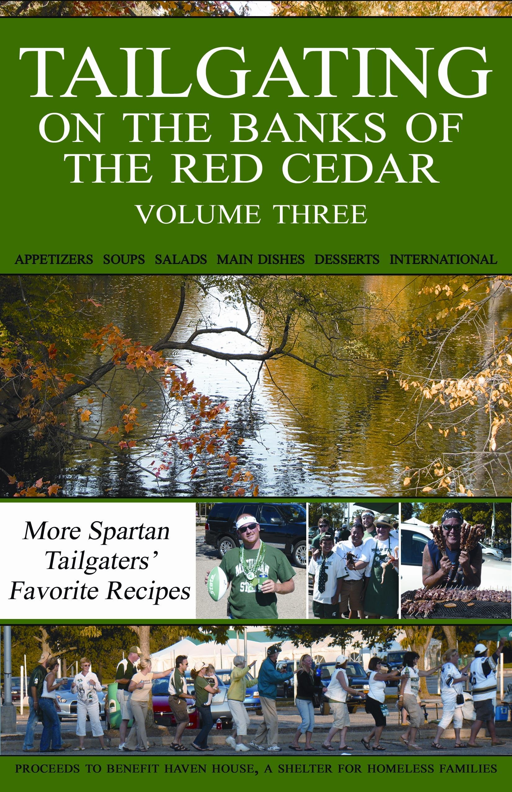 Read Online Tailgating on the Banks of the Red Cedar ebook