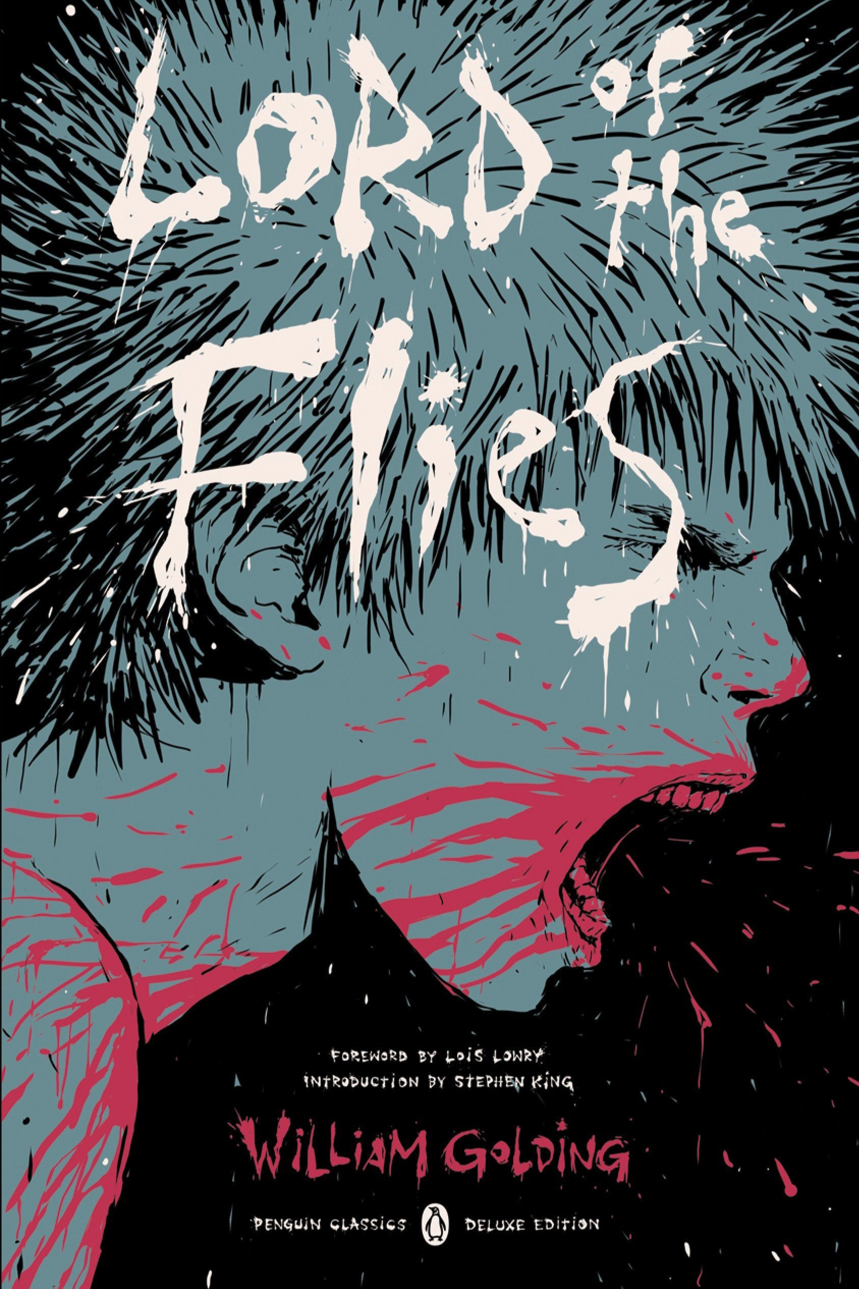 Amazon.com: Lord of the Flies: (Penguin Classics Deluxe Edition)  (9780143129400): Golding, William, King, Stephen, Lowry, Lois, Forster, E.  M., Buehler, Jennifer: Books