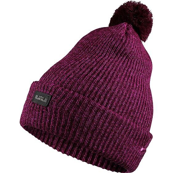 2aa16c39 ... czech nike lebron 12 beanie hat purple 778239 584 size os b514e e02ad