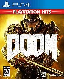 Doom - PlayStation 4 [video game]: Bethesda     - Amazon com