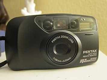 Pentax IQZoomEZY Auto Focus 35mm Film Camera