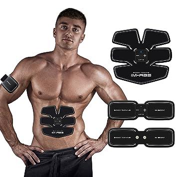 miglior grossista massimo stile sito web professionale IMATE Elettrostimolatore Muscolare Addominali Elettrostimolatore Cintura  Addominale Attrezzi AB Trainer
