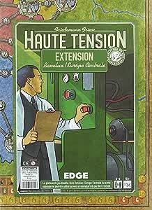 Asmodee – ubihtb03 – Alta Tensión – Extensión Benelux/Europa Central: Amazon.es: Juguetes y juegos