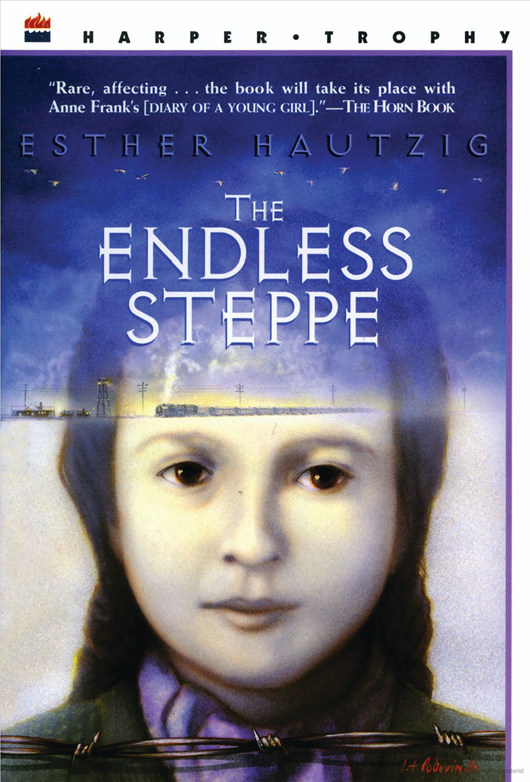 the endless steppe