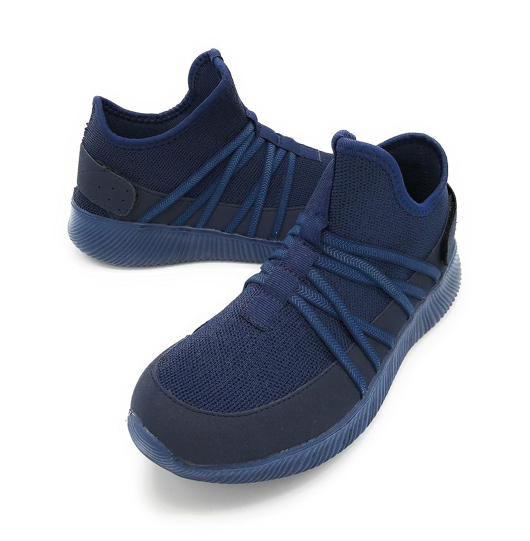 Blue berry EASY21 Women's Fashion Sneaker Breathable Athletic Sport Running Tennis Shoes B07BRDW1GB 40 M EU Navy