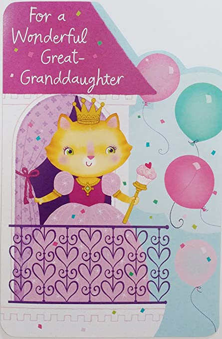 Amazon For A Wonderful Great Granddaughter