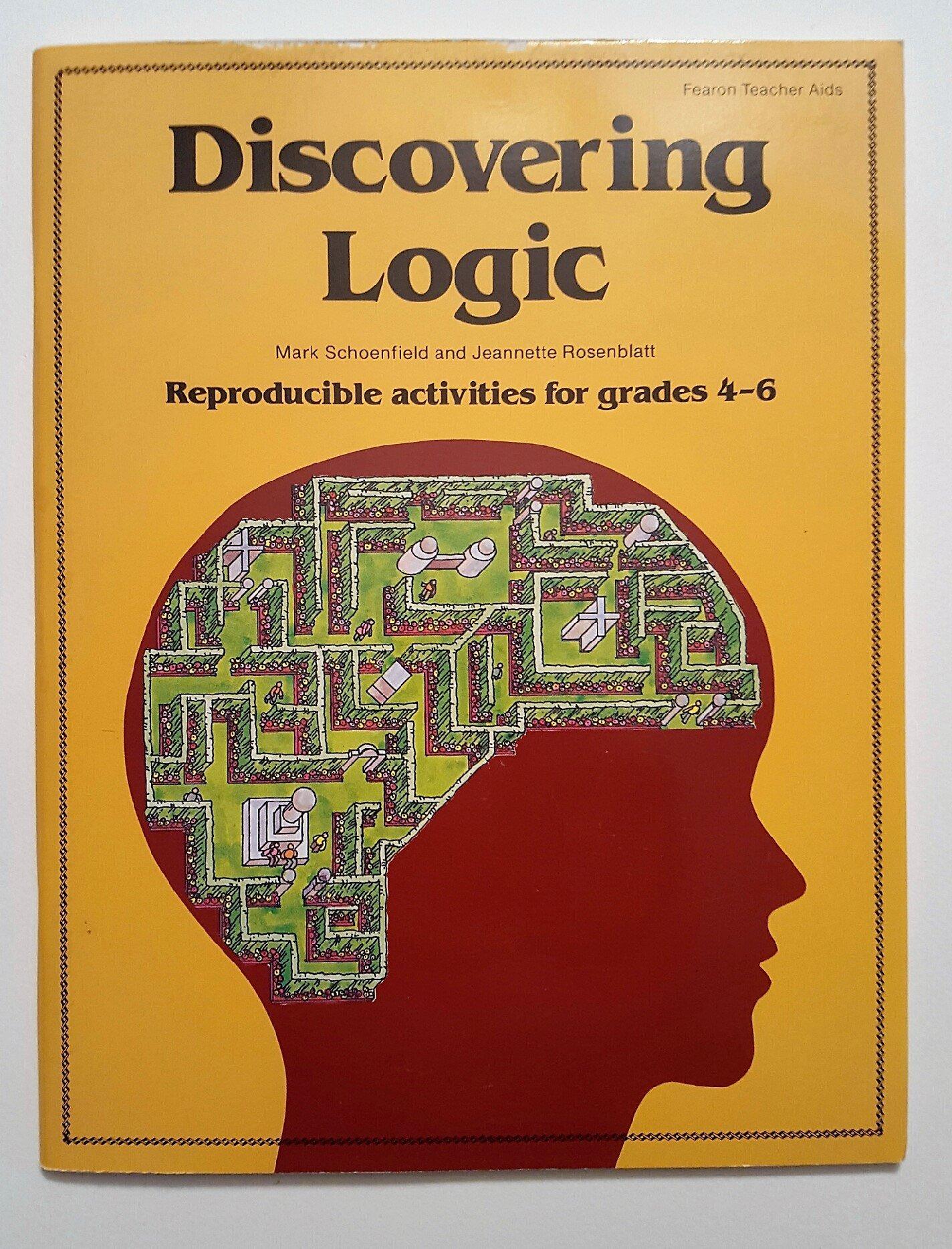 Download Discovering Logic PDF