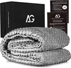 Sweepstakes - AG Adults Weighted Blanket 20 lbs with...