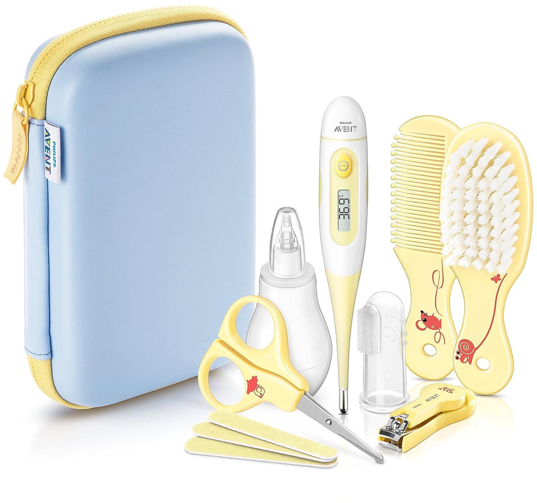 Philips Avent SCH Set para el cuidado del bebé color azul