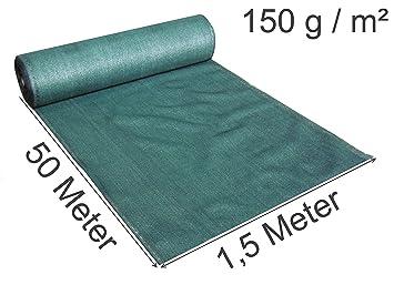 ger/üst windschutz staubschutz baustelle wetterschutz Baustellenschutz B-Ware 200 cm hoch // 10 Meter lang