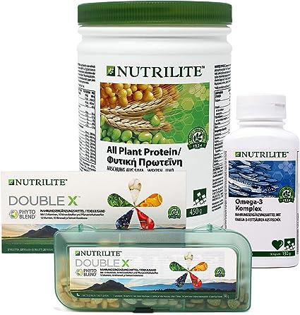 Nutrilite - Conjunto de base base de nutrición doble