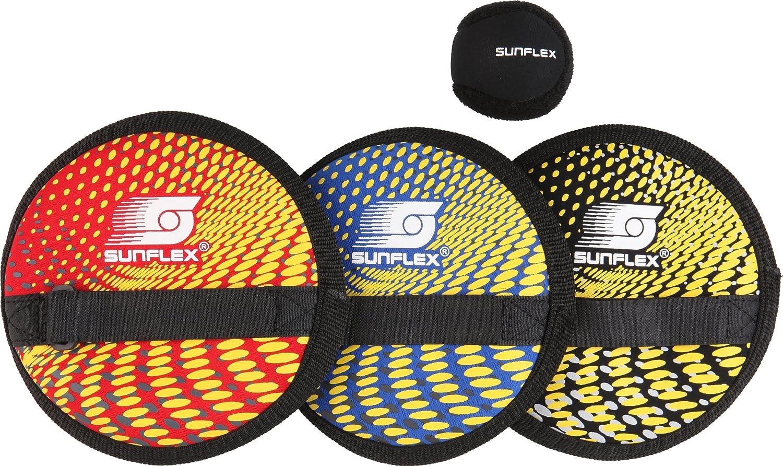 Sunflex 74605 Sure Catch - Pelota y Palas con Velcro (Neopreno ...