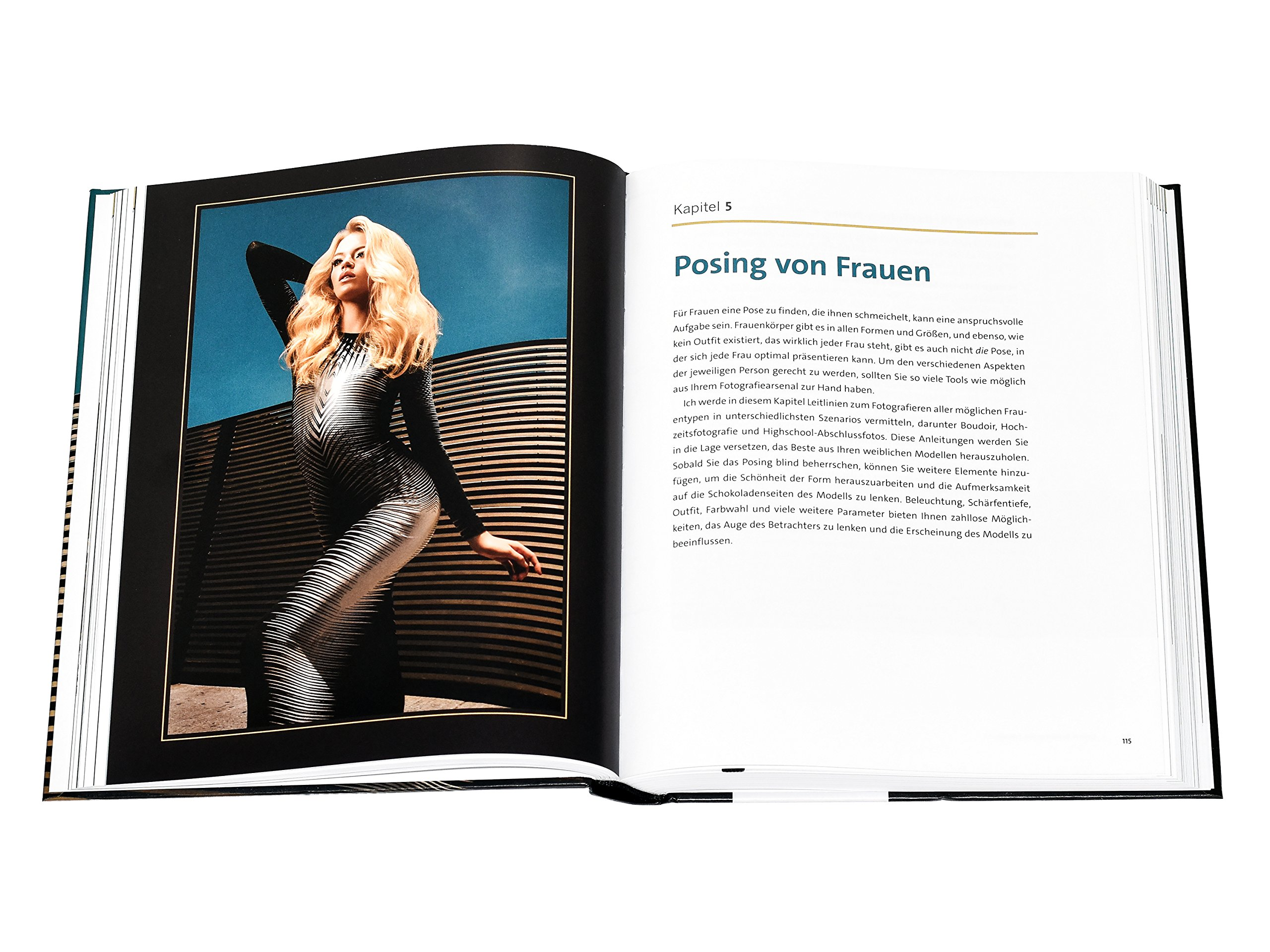 Das Posing Handbuch Der Leitfaden Für Perfekte Porträts Von Kopf Bis Fuß Adler Lindsay Alkemper Christian Bücher