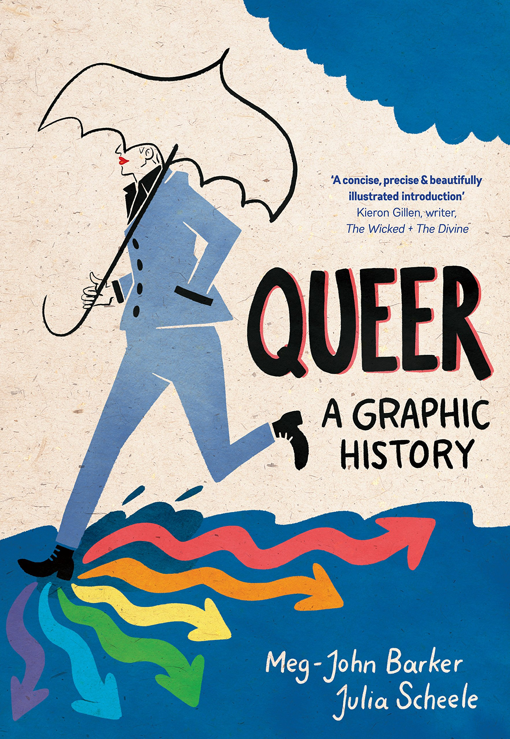 Image result for Queer : a graphic history