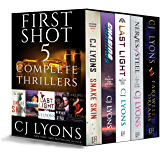 First Shot: 5 Complete Thrillers: contains Snake Skin, Last Light, Farewell to Dreams, Nerves of Steel, Chasing Shadows