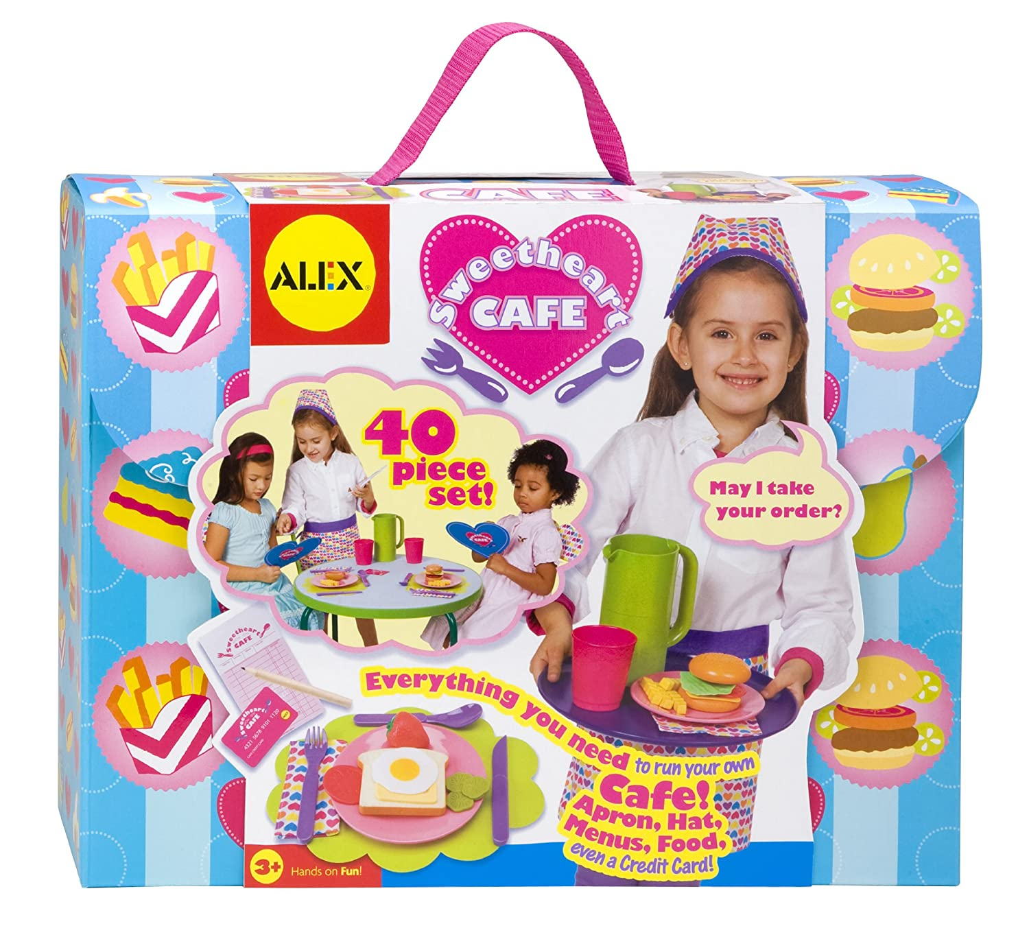 Amazon ALEX Toys Sweetheart Cafe Toys & Games