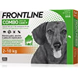 Frontline Combo cane piccolo (2-10 kg) - Contro pulci, zecche, pidocchi