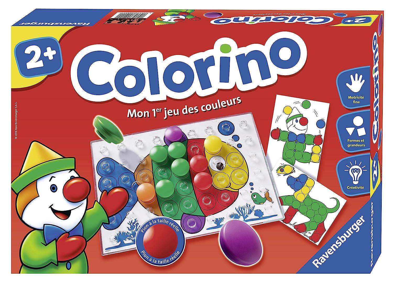 Ravensburger–24011–Colorino–Spiel